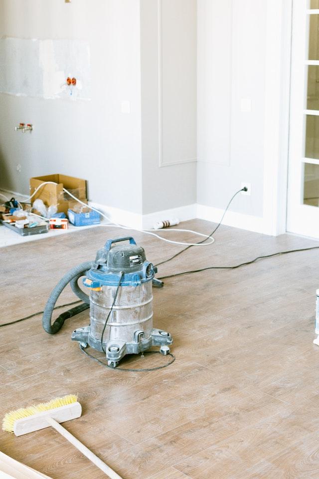 photo-of-vacuum-cleaner-on-floor-3616746